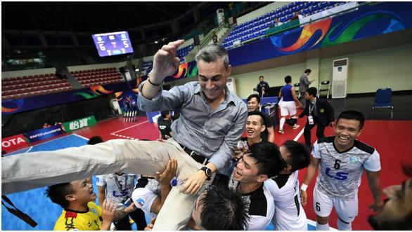 Futsal Việt Nam được thế giới vinh danh ở ba hạng mục - Ảnh 1.