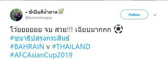 CĐV Thái Lan 'sướng rơn' sau chiến thắng của đội nhà - Ảnh 2.