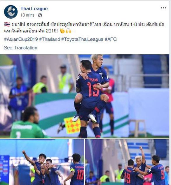 CĐV Thái Lan 'sướng rơn' sau chiến thắng của đội nhà - Ảnh 3.