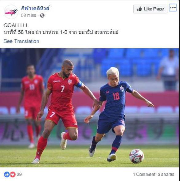 CĐV Thái Lan 'sướng rơn' sau chiến thắng của đội nhà - Ảnh 5.
