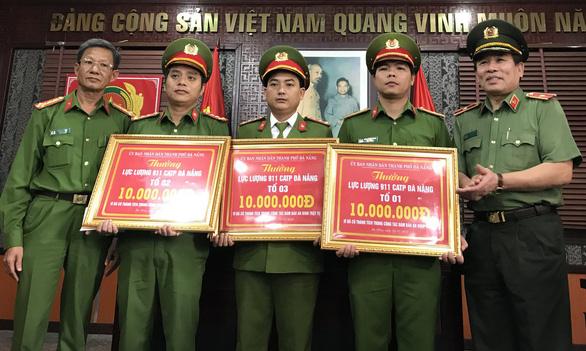 Nhiều địa phương học tập mô hình cảnh sát 911 Đà Nẵng - Ảnh 2.