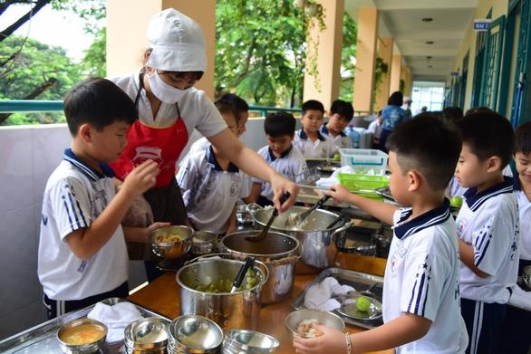 Nâng cao chất lượng bữa ăn học đường tại Bà Rịa - Vũng Tàu - Ảnh 2.
