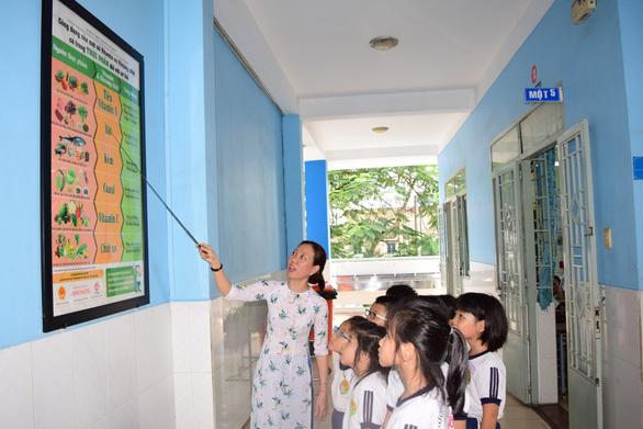 Nâng cao chất lượng bữa ăn học đường tại Bà Rịa - Vũng Tàu - Ảnh 3.