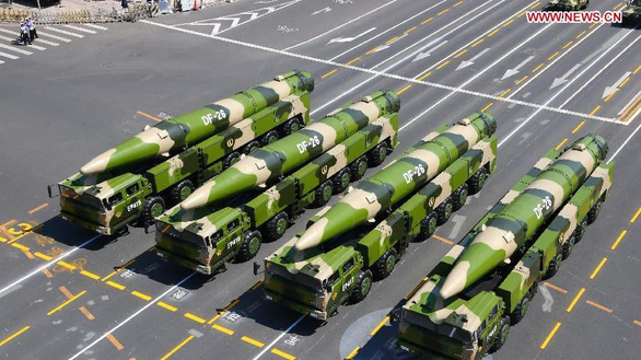 Trung Quốc đưa tên lửa bao trùm Biển Đông lên cao nguyên để làm gì? - Ảnh 1.