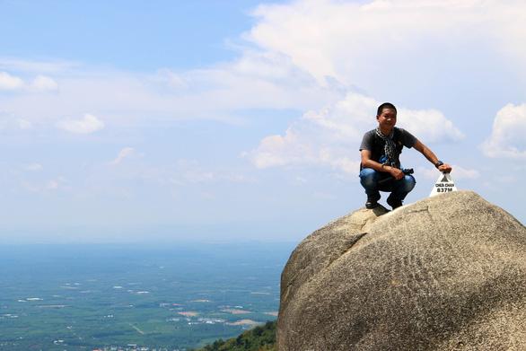 Cuối tuần chinh phục núi Chứa Chan - Ảnh 10.
