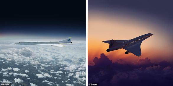 Máy bay chở khách tốc độ gấp đôi âm thanh - Ảnh 5.