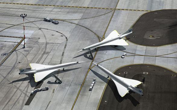 Máy bay chở khách tốc độ gấp đôi âm thanh - Ảnh 6.