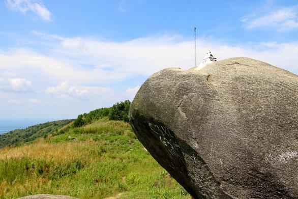 Cuối tuần chinh phục núi Chứa Chan - Ảnh 1.