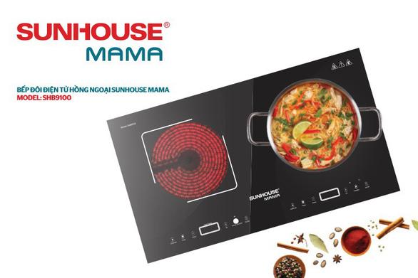 Sunhouse Mama - Quà Tết tặng mẹ chuẩn không cần chỉnh - Ảnh 2.