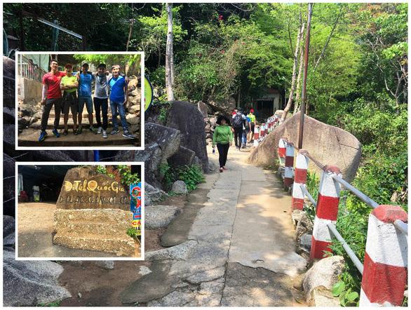 Cuối tuần chinh phục núi Chứa Chan - Ảnh 3.