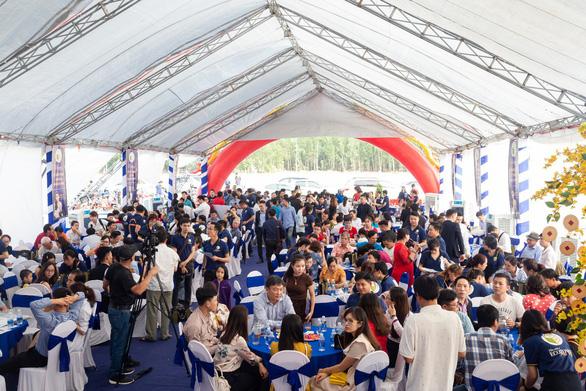 Hơn 200 khách hàng tham dự lễ giới thiệu dự án Ecotown Phú Mỹ - Ảnh 3.