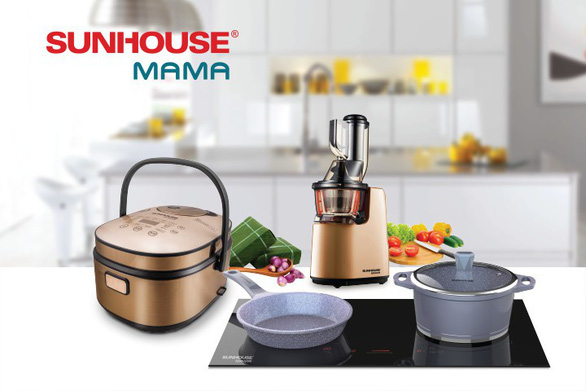 Sunhouse Mama - Quà Tết tặng mẹ chuẩn không cần chỉnh - Ảnh 3.