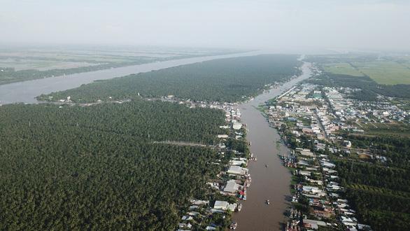 Dự án thủy lợi Cái Lớn - Cái Bé đã được phê duyệt - Ảnh 1.