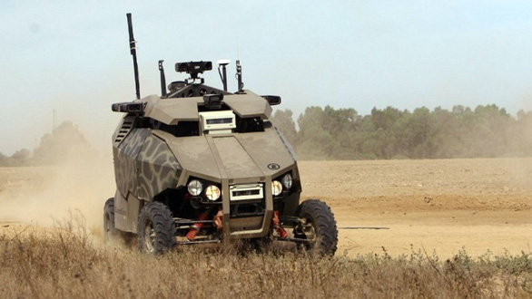Vũ khí sát thương tự động - Kỳ 5: Nước nào cũng máu vũ khí tự động - Ảnh 3.