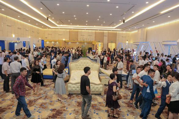 Nệm Kim Cương ra mắt bộ sưu tập Diamond Bedding 2019 - Ảnh 1.