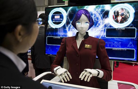 Nhật đưa robot đến ga điện ngầm làm hướng dẫn viên - Ảnh 2.