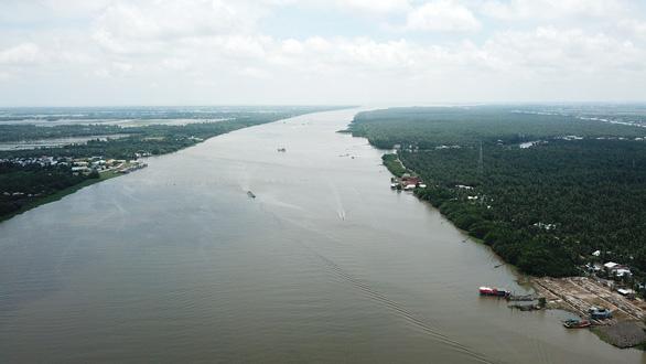 Dự án thủy lợi Cái Lớn - Cái Bé đã được phê duyệt - Ảnh 2.