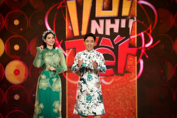 Dàn ca sĩ ngôi sao đại náo Gala nhạc Việt - Vui như Tết - Ảnh 1.