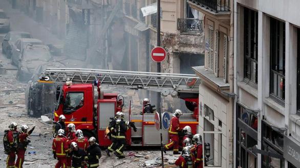 Nổ khí gas trung tâm Paris, ít nhất 4 người chết - Ảnh 2.