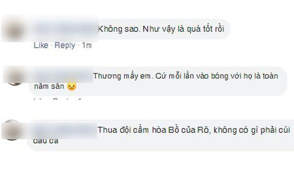 CĐV Việt Nam: Không ai trách móc các cầu thủ chúng ta - Ảnh 6.