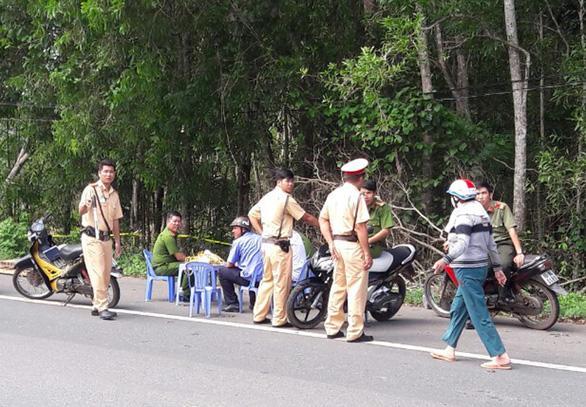 Bắt nghi phạm giết người bỏ xác cạnh sân bay Phú Quốc - Ảnh 1.