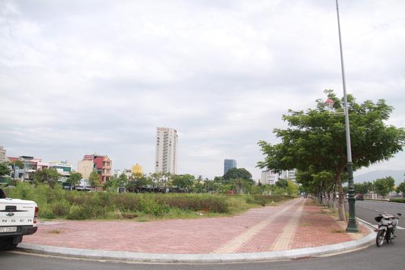 Chuyển mục đích sử dụng gần 2.000m2 đất xây tháp ven sông Hàn - Ảnh 1.