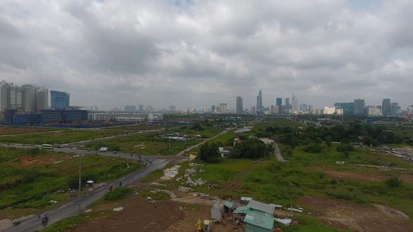 TP.HCM kiến nghị phê duyệt ranh giới khu 4,3ha ở Thủ Thiêm - Ảnh 1.