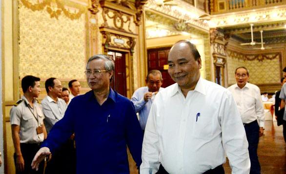 Thủ tướng làm việc với TP.HCM sau một năm thực hiện cơ chế đặc thù - Ảnh 5.