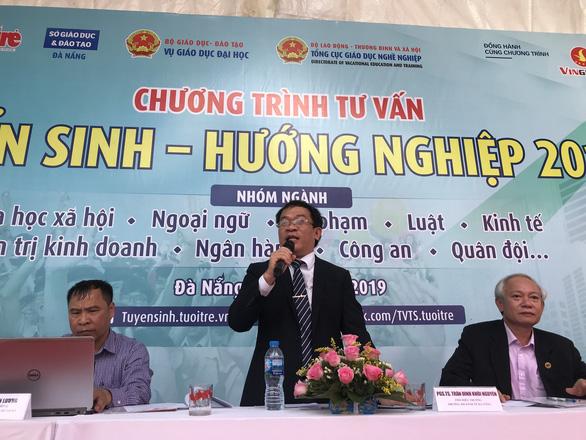 ĐH Kinh tế Đà Nẵng công bố điểm mới trong tuyển sinh 2019 - Ảnh 1.