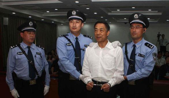 Các quan hét ra lửa của Trung Quốc sống ra sao trong tù? - Ảnh 1.