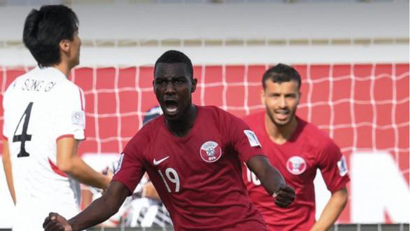 Tiền đạo Qatar lập kỷ lục sau chiến thắng 6-0 trước Triều Tiên - Ảnh 3.