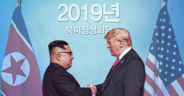 Chính ông Trump chọn Việt Nam làm nơi gặp ông Kim Jong Un - Ảnh 1.