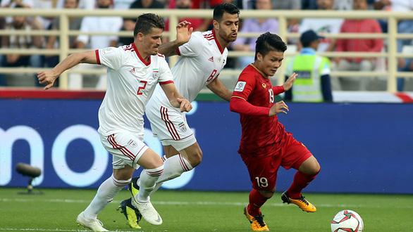 Tuyển Việt Nam - Iran 0-2: Hành trình đi tiếp thêm cam go - Ảnh 2.