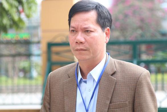 Nguyên giám đốc Trương Quý Dương: Không ai báo cáo là sự cố chạy thận - Ảnh 1.