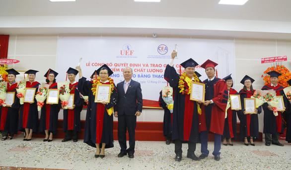 UEF đạt chuẩn kiểm định chất lượng giáo dục - Ảnh 5.