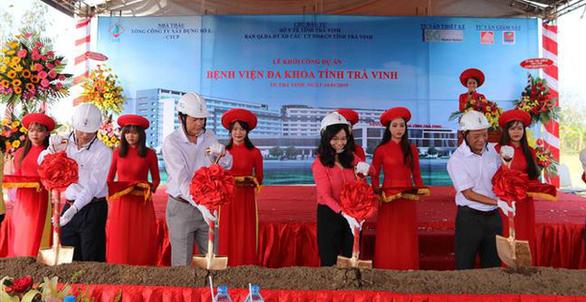 Xây dựng mới Bệnh viện đa khoa tỉnh Trà Vinh quy mô 700 giường - Ảnh 1.