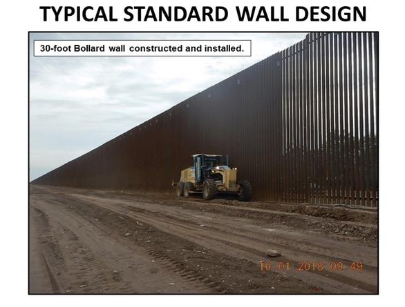 Ông Trump muốn bức tường nhưng sẽ được hàng rào? - Ảnh 2.