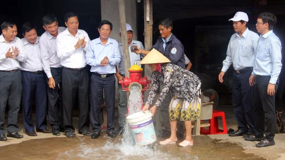 TP.HCM tăng khả năng cấp nước sạch cho Long An - Ảnh 1.