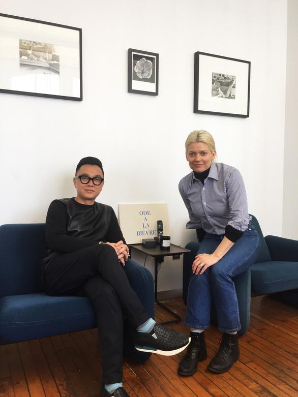 Nguyễn Công Trí tham gia Tuần lễ Thời trang New York 2019 - Ảnh 4.