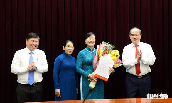 Bà Nguyễn Thị Quyết Tâm nghỉ hưu: 'Tôi đã chuẩn bị mấy năm nay rồi' - Ảnh 3.