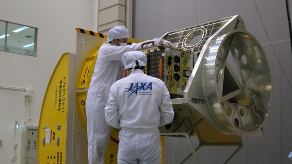 Ngày 17-1: Vệ tinh Made by Vietnam sẽ được phóng vào vũ trụ - Ảnh 1.