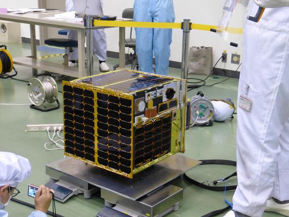 Ngày 17-1: Vệ tinh Made by Vietnam sẽ được phóng vào vũ trụ - Ảnh 2.