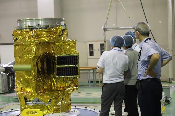 Ngày 17-1: Vệ tinh Made by Vietnam sẽ được phóng vào vũ trụ - Ảnh 5.