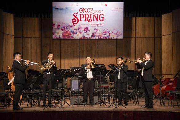 TP.HCM có dàn giao hưởng trẻ SPYO với buổi hòa nhạc đầu tiên - Ảnh 4.