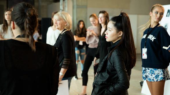 Phương My tham dự New York Fashion Week 2019 - Ảnh 1.