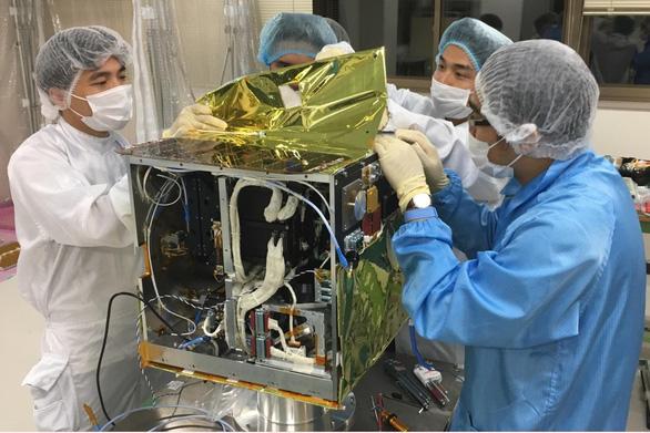 Ngày 17-1: Vệ tinh Made by Vietnam sẽ được phóng vào vũ trụ - Ảnh 6.