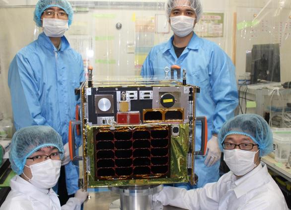 Ngày 17-1: Vệ tinh Made by Vietnam sẽ được phóng vào vũ trụ - Ảnh 7.