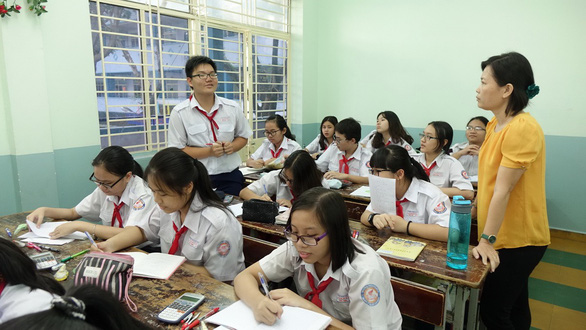 Năm học 2019-2020, TP.HCM sẽ tuyển bao nhiêu giáo viên? - Ảnh 1.