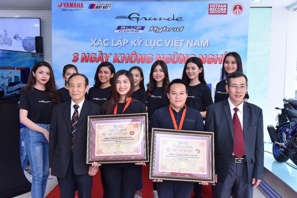Grande Hybrid khẳng định vị trí dẫn đầu với 2 kỷ lục Việt Nam - Ảnh 1.