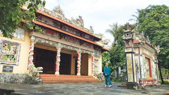 Đình làng Phú Lễ